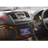 Cheap B200 Mercedes Benz Car DVD Player 2 Din Touch Screen Car Stereo With Wince System for sale
