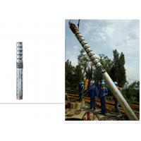 Quality 6 Inch Deep Well Submersible Pump For Borehole Well Centrifugal / Vertical Theory wholesale