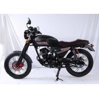 Buy cheap Fast Gas Powered Motorcycle 1120mm Total Height 120mm Ground Clearance from wholesalers