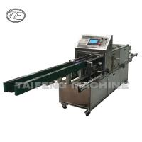 Quality Semi-automatic cardboard box facial tissue paper packing machine wholesale