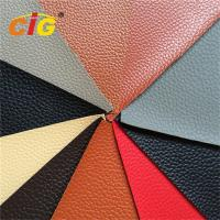 Quality Durable PU PVC Artificial Leather For Sofa / Car Seat / Furniture Upholstery Decorative wholesale