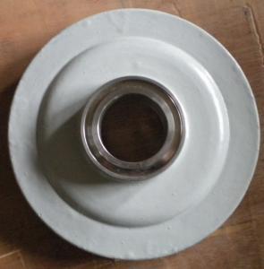 Quality Corrosion Resistant Slurry Pump Spare Parts , Slurry Pump Impeller Single Stage wholesale