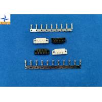 Quality 1.5mm Pitch Battery Connectors with Tin-plated terminals 6 Poles Crimp Wire to Board Connector wholesale
