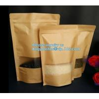 Cheap Kraft Paper Bag Fresh Bread Candy Gift Bag 1000 pcs Small Vintage Wedding Treat Bags,Eco-frirendly custom printed paper for sale