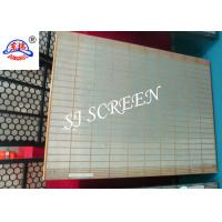 Soild Control Oil Vibrating Screen For Shale Shakers And Wedge Fastening Equipment