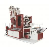 Quality 100 - 600mm Pp Printing Machine , Film Printing Machine Two Colors wholesale