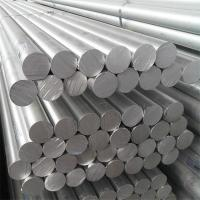 Quality Aircarft Construction Aluminum Round Bar Extruded Type T6 / 651 6061 Grade wholesale