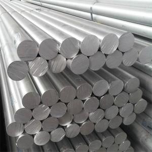 Quality High Durability 6061 Aluminum Round Bar 0 . 04 - 0 . 35 Chromium For Construction wholesale