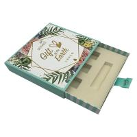 Quality Rectangle Presentation Packaging Boxes Durable With Logo Foil Stamping wholesale