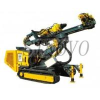 Quality Hydraulic Crawler Drills With High Rotation Speed for Double Motor Lifting Force 50KN wholesale