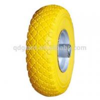 China Portable and durable flat free tire 3.00-4 for sale on sale