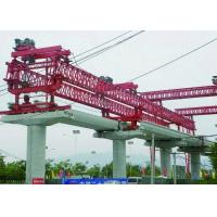 Quality Beam Launcher for large bridge,highways and overpass Launching Gantry Crane wholesale