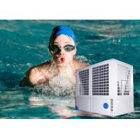 China Copeland Compressor Air To Water Heat Pump 100KW Swimming Pool Heater on sale