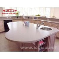 Quality Solid Surface Kitchen Worktop / Countertop wholesale
