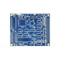 Industrial Control FR4 PCB Circuit Board With One Stop Turnkey Service PCB Manufacturing Process