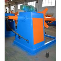 Quality High Precision Light Color Steel Roof Panel Roll Forming Machine with 20 Stations wholesale