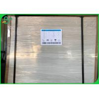 China Recycled Grey Back Board / Duplex Coated Board 250gsm 300gsm 350gsm 400gsm on sale