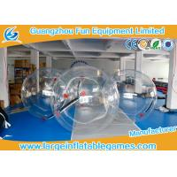 Quality 1.8m Dia Inflatable Walk On Water Ball / Inflatable Human Hamster Ball wholesale