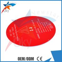 Quality PCB Aluminum Plate 3D Printer Kits Models Rostock Circular Hot Bed MK3 Reprap wholesale