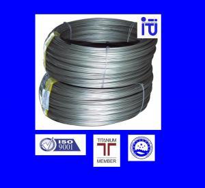Quality Titanium Coil Wire wholesale