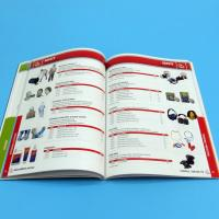 Buy cheap High Quality Professional Catalogue Printing Service 105gsm / 128gsm / 157gsm from wholesalers
