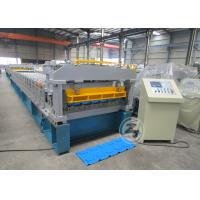 Quality 1200mm Alumoinium Coil Metal Roofing Roll Forming Machine Popular In Nigeria Market wholesale