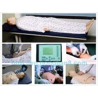 Quality Advanced Adult Full-body Male Nursing Model with ECG , Auscultation Sound , CPR , BP wholesale