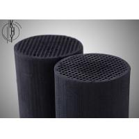Quality High Adsorption Honeycomb Activated Carbon For Filter Exhaust Purification wholesale