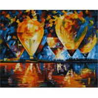 China Painting Craft Kits Oil Painting By Number 40x50cm Landscape on sale