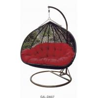 Quality outdoor rattan hanging chair--1607 wholesale
