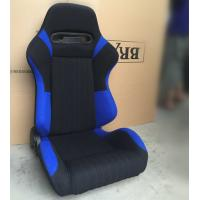 Quality JBR1042 Easy Installation Sport Racing Seats With Adjuster / Slider Car Seats wholesale
