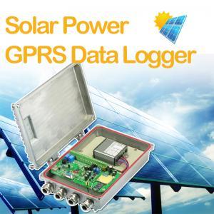 Quality Solar Power GPRS Data Logger wholesale