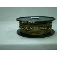 Quality Bronze 3D Printer Metal Filament Polished 1.75 Mm 3D Printer Filament wholesale