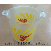 Quality oval ice bucket wholesale