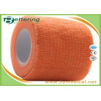 Quality Self Adhering Coflex Elastic Cohesive Bandage / First Aid Tape For Healthcare wholesale