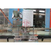 Quality Semi Automatic Plastic Bottle Filling Machine With Solenoid Control wholesale