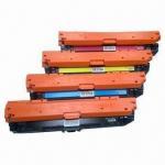 Quality Color Laser Cartridge for HP Toner Cartridge CE270A, CE271A, CE272A, CE273A for CP5525n/CP5525dn wholesale