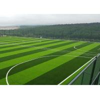 Quality 40 Mm - 60 Mm Outdoor Football Realistic Artificial Grass Mat Landscaping Real Looking wholesale