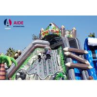 Cheap Mountain Theme Inflatable Sport Equipment Summer Inflatable Amusement Park for sale