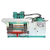 Quality 300 Ton Silicone Rubber Injection Molding Machine Less Material Consumption High Passed Rate wholesale