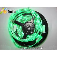 Quality 12V DC Flexible LED Strip Lighting 4.8w Per Meter With IP67 Waterproof, RGB Controller wholesale