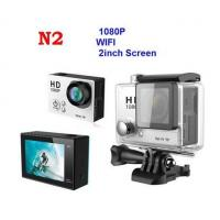 Buy cheap 2016 New Arrival N2 2 inch Sports Cam Full HD 1080P Action camera with Wifi remote control product