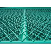 Buy cheap 2mm Thickness Expanded Wire Mesh , Highway Fencing Expanding Mesh Sheets from wholesalers