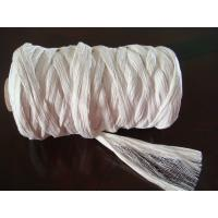 Quality White Color PP Cable Filler Yarn / 1-30mm Diameter Polyester Sewing Thread wholesale