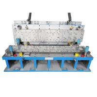 China In house sheet metal stamping dies for automotive electronics , stamping material SECC on sale