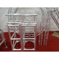 China Exhibition Show Room Aluminium Truss With Spigot Bolt Connection on sale