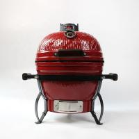 Quality Made in China high performance outdoor charcoal bbq grills ceramic kamado barbecue wholesale