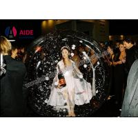 Quality Transparent Pvc Inflatable Ball Game / Advertising Inflatable Dance Giant Bubble Ball wholesale