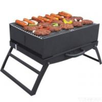 Quality Outdoor Portable Folding Steel Charcoal Bbq Grills wholesale