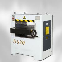 China Single Side Woodworking Thicknesser Machine Max W630mm ISO Wood Planer Thicknesser on sale